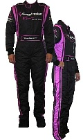Flamecrusher Hi Performance 3 layer Race suit - Click for larger image