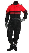 Flamecrusher Professional 2 Layer Race suit - Click for larger image