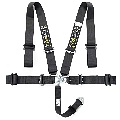 Lever Latch 5 Point Race Harness - Click for larger image