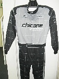 Chicane Professional 2 layer suit NZ made - Click for larger image