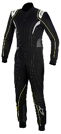 Alpinestars KMX-5S Youth Kart Suit Runout SPECIAL - Click for larger image