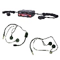 Terraphone Professional Amp and Headset Package - Click for larger image