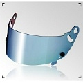 HJC Mirror Blue Visor or Silver - Click for larger image