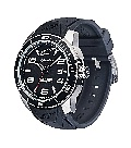 Tech Watch 3H Satined Steel - Click for larger image