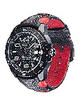 Tech Watch Race Black/Red - Click for larger image