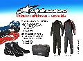 Alpinestars GP Race 2 layer Auto Racekit - Click for larger image